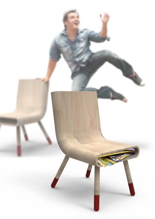 Break For Emergency: Anti Crise Chair